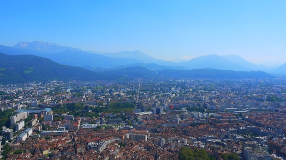 Capital of the Alps