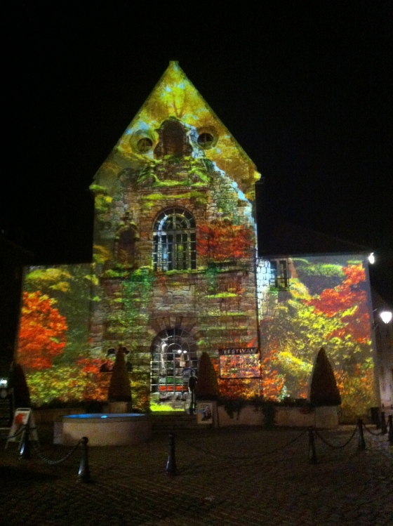 Beaune's light show